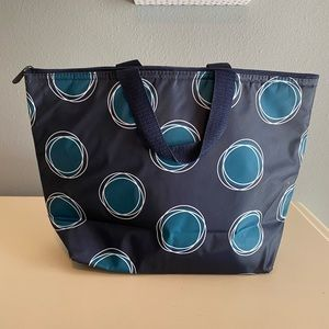 Thirty-one La Di Dot Insulated tote